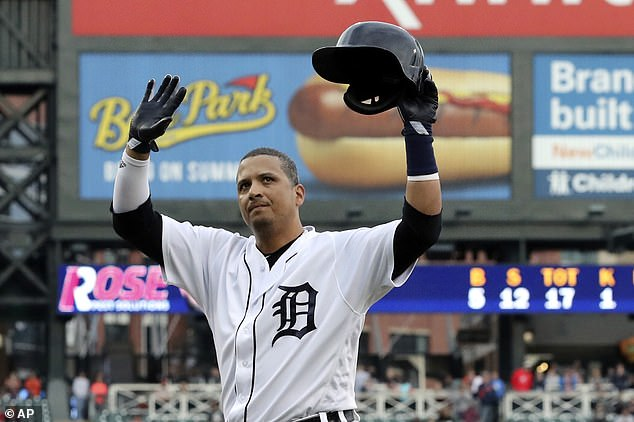Victor Martinez, a former Major League catcher and designated hitter, hopes to have King Guillermo at the Preakness if the Colt can recover from the flu in time