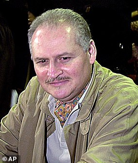 Venezuelan extremist Carlos the Jackal was responsible for a series of atrocities across France in the 1970s and 80s