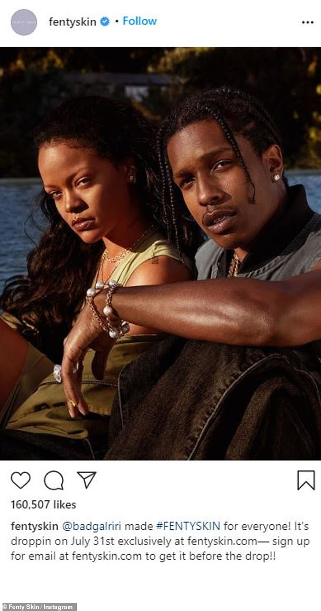 A new romance? There have been claims she is getting close to rapper A$AP Rocky