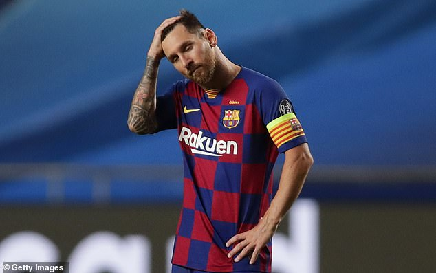 Lionel Messi has confirmed he will remain at Barcelona due to his desire to avoid a legal battle