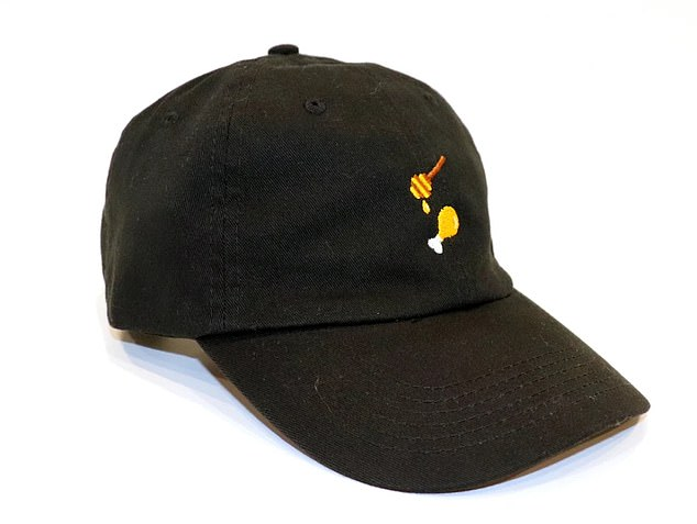 Collectibles: The new collection is rounded out by a baseball cap, socks, and a T-shirt