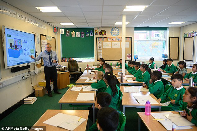 Early figures suggest parents have been happy to send children back to classes, with hundreds of primaries and secondaries reporting high numbers of returning pupils