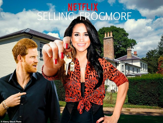 A Sneak peek at the attempts of Berkshire¿s most glamorous estate agents to sell a special property near Windsor Castle fresh from a £2.4 million renovation. In Episode One, star realtor Michelle gets a telling off from Frogmore Cottage¿s vendors when she reverses her convertible Mini into a polo pony