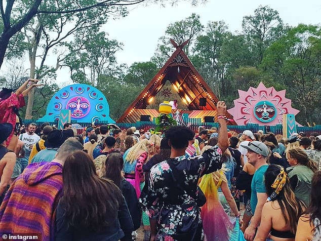 Police in Far North Queensland have swarmed a dance music festival suspected of breaching the state's coronavirus restrictions on public gatherings (stock image)