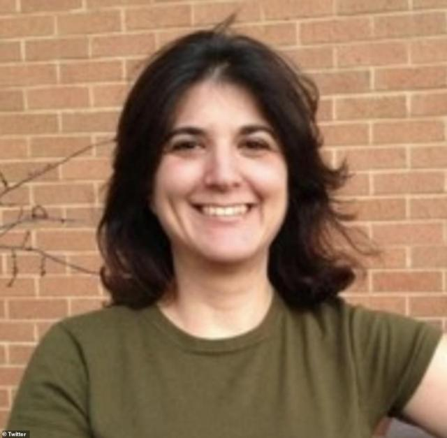 Lauren B. Victor, a 49-year-old urban planner, was aggressively heckled by marchers on August 24