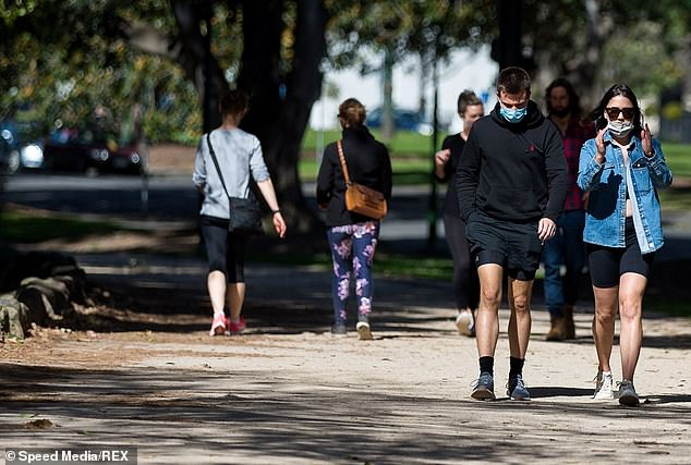 Lockdown restrictions could remain imposed on Victorians for many weeks yet, the state's premier has hinted, ahead of a major announcement scheduled for Sunday