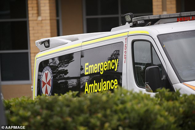 Police are searching for a woman and two men who deliberately ran their car over a police officer in a suburban shopping centre carpark on Saturday afternoon (file image)