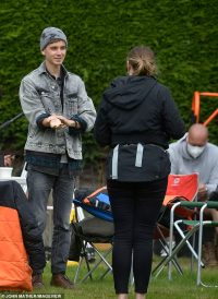 Strictly's Joe Sugg starts filming The Syndicate in Leeds