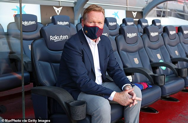 Barcelona are ready to bide their time as Koeman discusses the players he has at his disposal