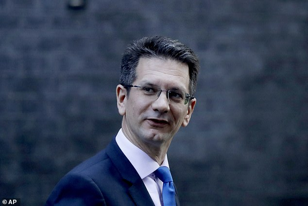 Tory MP Steve Baker said the job adverts 'makes a mockery of Ministers and backbenchers trying to encourage our constituents back to work'