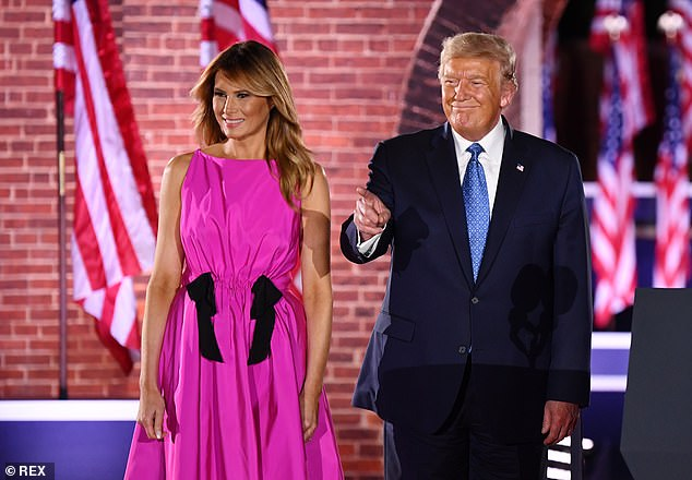 Trump, despite his later protestations, green-lighted the $130,000 payment to silence Daniels ahead of the 2016 election, reasoning he would 'have to pay' his wife a far greater sum if the affair ever became known