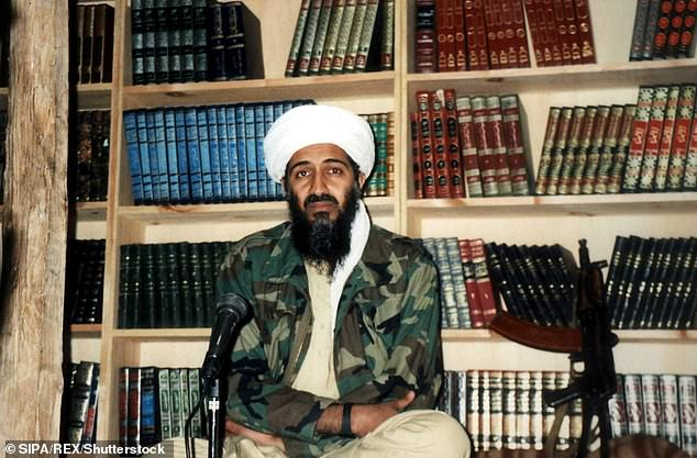 Al-Qaeda founder Osama bin Laden may have secretly communicated with his terrorist associates by hiding coded messages in porn videos