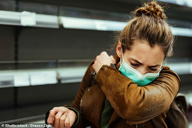Most people's conditions improve within six weeks of first displaying coronavirus symptoms but researchers found that some struggled with breathlessness and coughing for much longer