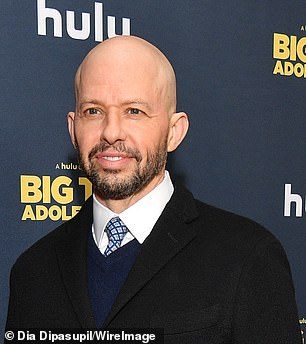 Jon Cryer pictured on March 5