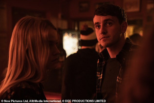 Work Hard: The Normal People actor appeared alongside actress Emily Reid, who plays Ophelia, in the four-part Channel 5 series