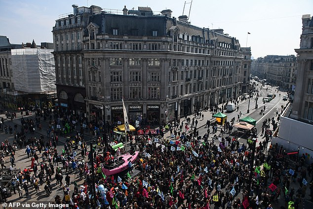Extinction Rebellion (XR) succeeded in April 2019 and again last October in immobilising the nation¿s capital. Bridges and roads were blocked, public transport suspended