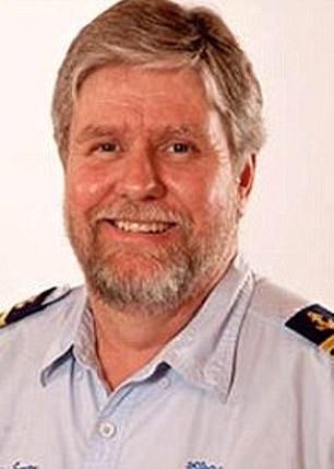 Kenneth Scott McKee