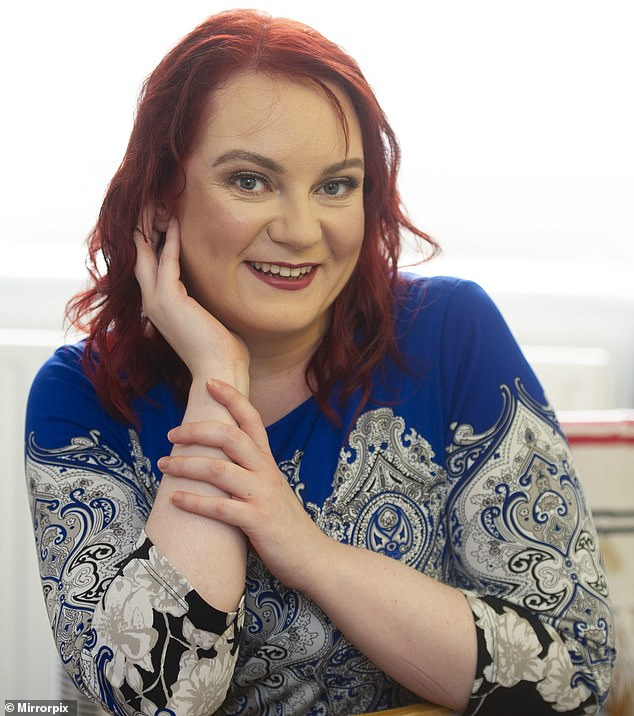 Now, aged 31, Lauren had rebuilt her life and become a senior mental health nurse and she wants to offer one-to-one mentoring sessions to other survivors in the safety of their own homes