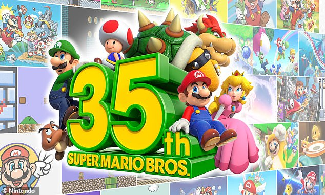 Nintendo is releasing a handful of new Mario video games, including Super Mario 3D All-Stars, Mario Kart Live: Home Circuit and Game & Watch: Super Mario Bros.