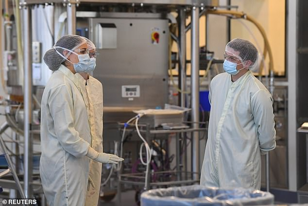 Scientists at the CSL lab in Melbourne. Federal Health Minister Greg Hunt revealed pharmaceutical giant AstraZeneca will not be liable for any side effects of a vaccine, however the government would not allow it to be released unless it is tested and safe