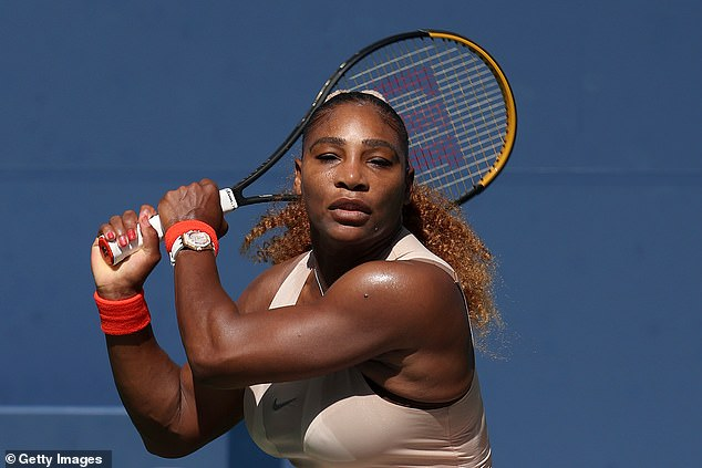 Williams is looking to win the 24th Grand Slam of her successful career to date