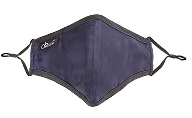 The Body Doctor AB reusable antibacterial mask, £10
