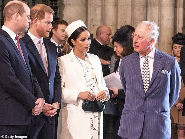 This, too, marks a fork in the road for Harry and Meghan, although insiders suggest they may already have received the full amount of the stipend they expected from Charles for this year anyway