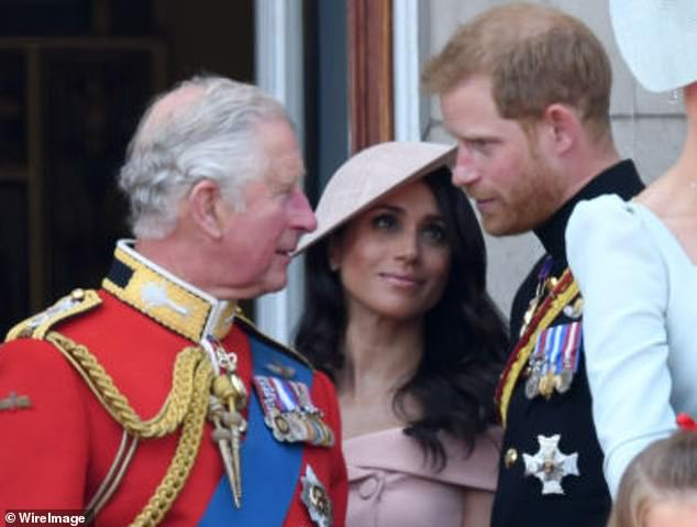 Sources close to the couple claimed that they would no longer be asking Prince Charles for handouts as they sought to establish 'financial independence'