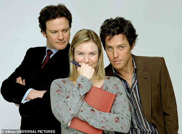 Colin and Hugh are leading characters in the Bridget Jones movies and Claudia Connell imagines how Bridget Jones might look back at their lives so far