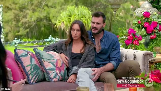 Rigged?Another source alleged that many of the producers started to 'hate their jobs' after hearing rumours that Locky already knew contestant Bella Varelis (left) before the show