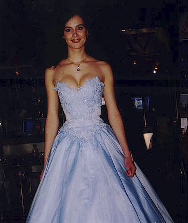 Detained Natalya Dolganovskaya, 32, was crowned Miss Ulyanovsk in 2005, and had been a well known local model