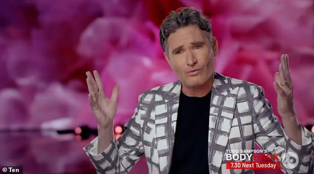 One person Tweeted: 'Is this just a filler episode to push back content because of the COVID lockdown? SMH should I just turn off the TV?' Pictured: Judge Dave Hughes