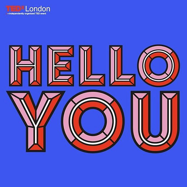 The image posted by TedX London to promote its programme of autumn events includingTEDxLondonWomxn