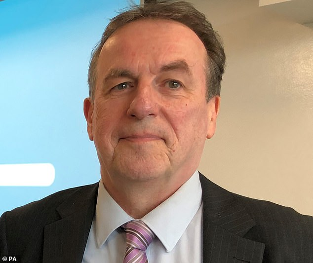 Labour's Barry Coppinger (pictured) has written to the Chief Constable of Cleveland Police, Richard Lewis, to explain his decision to stand down