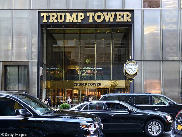 The president's retail business at Trump Tower is down $70 million and even his penthouse apartment has taken an estimated $9 million dip