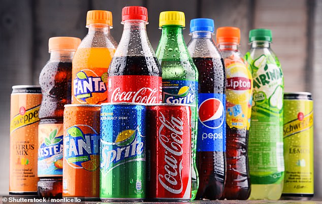 People who buy fizzy or diet drinks are more likely to be poor, fat and eat badly, a study has found