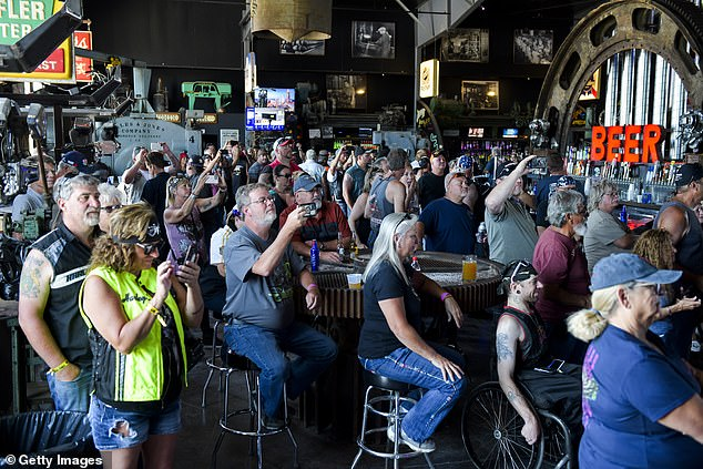 The 80th annual rally, which saw in excess of 460,000 motorcyclist enthusiasts flock to the small rural town of Sturgis from all over the country, has since been deemed a ¿super-spreading event¿ that¿s responsible more than 260,000 COVID-19 cases