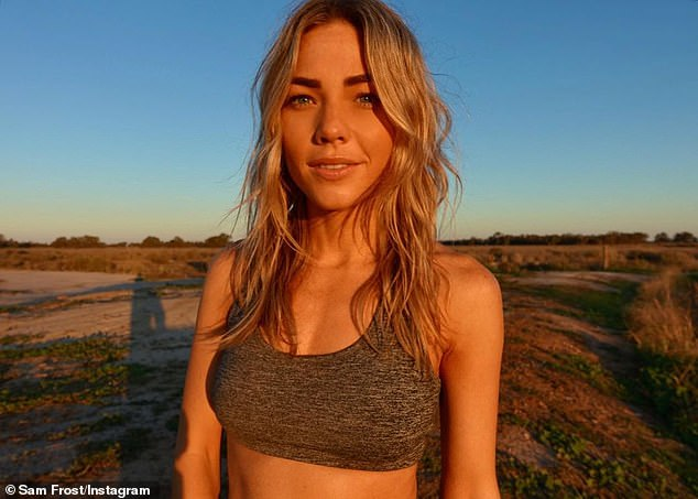how awful:The former Bachelor star recently admitted that she has battled with body image her entire life