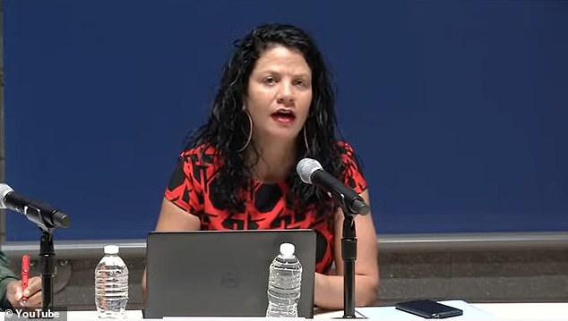 Speaking on a Columbia University panel, Jessica Krug dismissed Guzman-Feliz, a member of the NYPD¿s Explorers youth program, as a ¿collaborator¿ who worked against his own community and was targeted because ¿snitches get stitches¿