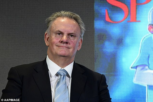 One Nation MP Mark Latham (pictured) accused the government of reinstating the controversial Safe Schools program 'by stealth'