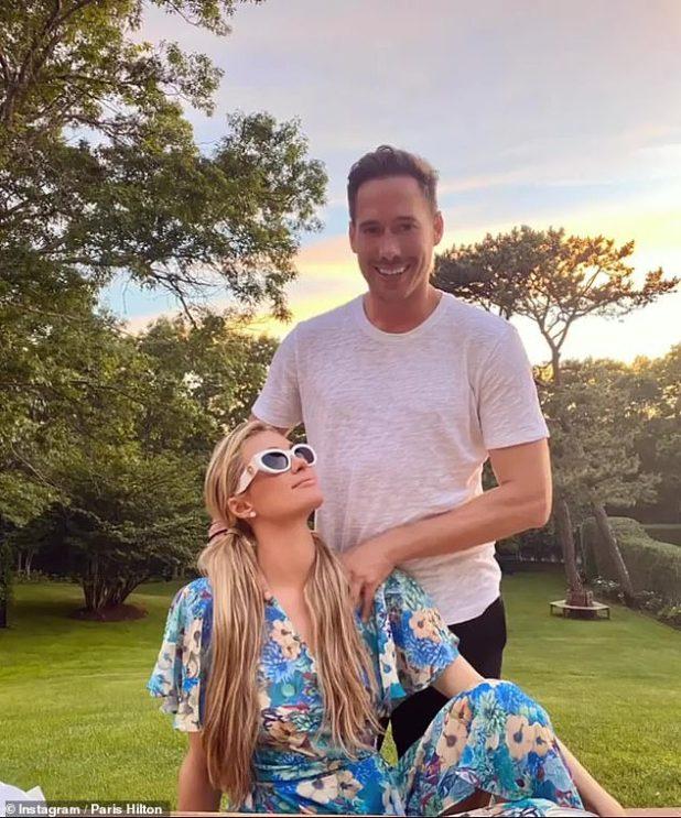 'I feel so safe with him': DJ has been dating entrepreneur Carter Rem for nine months