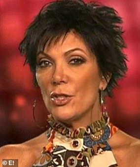Kris Jenner in 2007