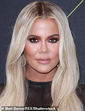 Khloe Kardashian in November 2019