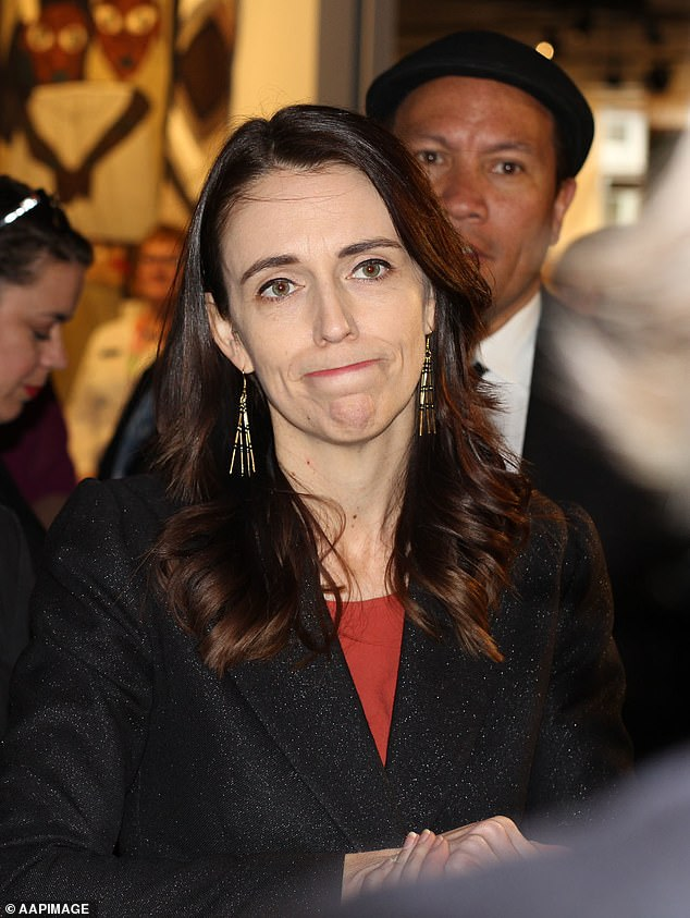 Prime Minister Jacinda Ardern said the policy would rake in around $500million a year