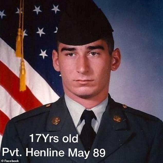 Following his accident in April 2007, Henline spent two weeks in a medical coma