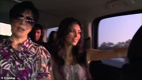 But first a selfie: In the season premiere, Khloe was headed to jail after her 2007 DUI and violating probation, and Kim felt the car ride was the perfect selfie moment