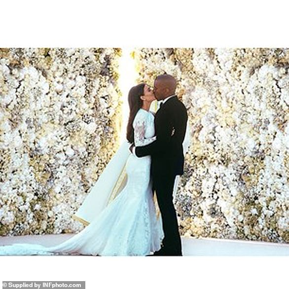 Third time is the charm: Just under one year after her divorce from Kris Humphries was finalized in June 2013, Kim tied the knot once again in a lavish Italian ceremony to Kanye in May 2014