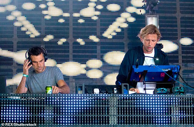 English electronic music duo Groove Armada (pictured) will headline the festival live from London with local acts being played in specially curated entertainment areas within the hotel