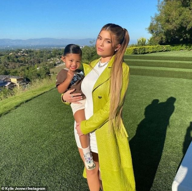 Secret pregnancy!Kylie went to great lengths to keep her pregnancy quiet, with her famous sisters even joking she was the 'new' Rob Kardashian as they branded her 'reclusive'