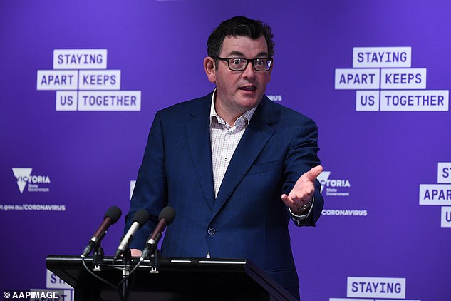 Victorian Premier Daniel Andrews has been criticised by a Victorian family in a death notice after a loved one passed away